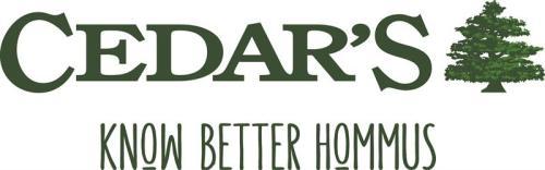 Cedar's Hommus logo