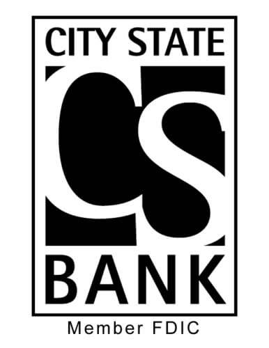City State Bank logo