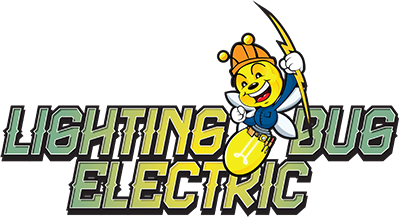 Lighting Bug Outdoor Lighting logo