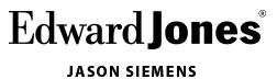 Edward Jones - Jason Siemens logo