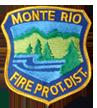 Monte Rio Fire Prot. District. logo