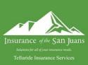 Insurance of the San Juans  logo