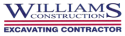 Williams Construction  logo