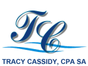 Tracy Cassidy CPA SC logo