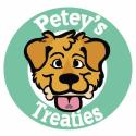 Petey's Treaties logo