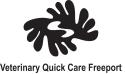 Veterinary Quick Care Freeport logo