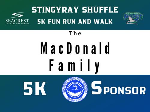 The MacDonald Family  logo