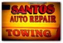 Mark Santos Auto Repair logo