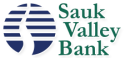 Sauk Valley Bank logo