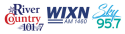 River Country/WIXN/Sky 95 logo