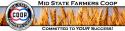 Mid State Farmers Co-Op  logo