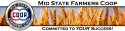 Mid State Farmers Co-Op  logo