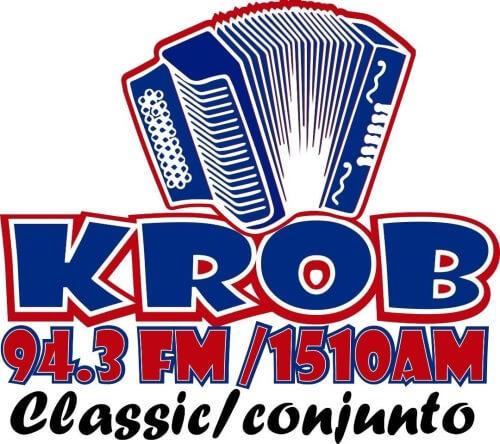 KROB logo