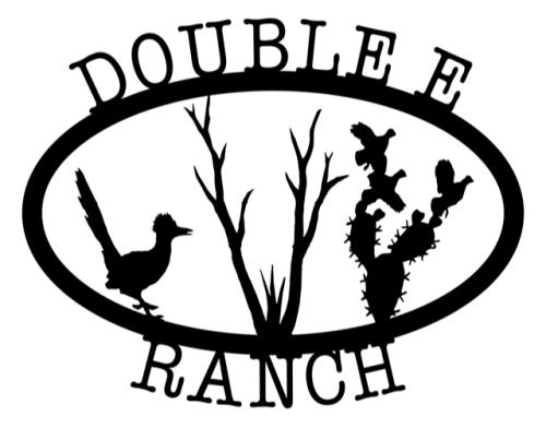 Double E Ranch logo