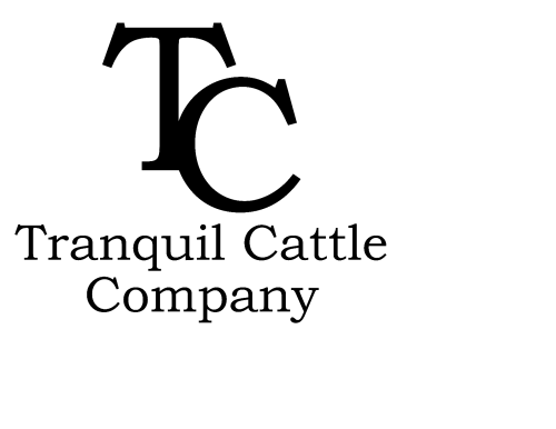 Tranquil Cattle Company logo