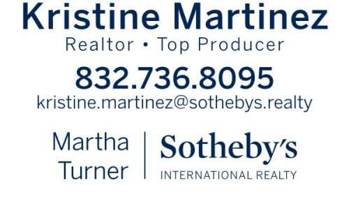 Kristine Martinez, Realtor logo