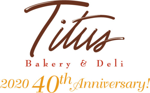 Titus Bakery logo