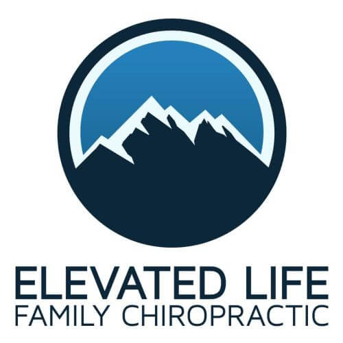 Elevated Life Family Chiropractic  logo