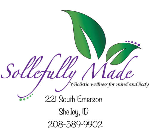 Sollefully Made  logo