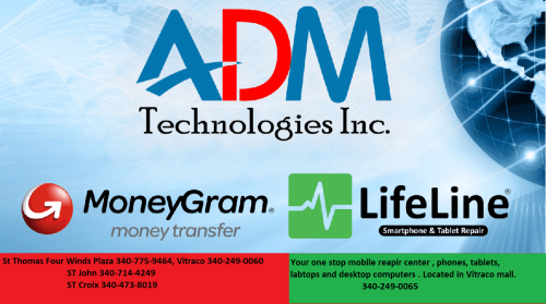 ADM Technologies logo