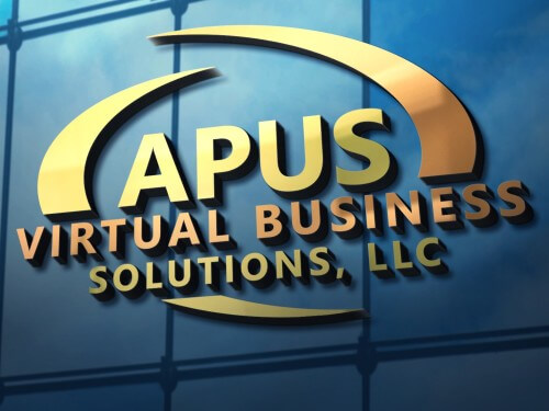 APUS Virtual Business Solutions logo