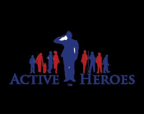 Active Heroes logo