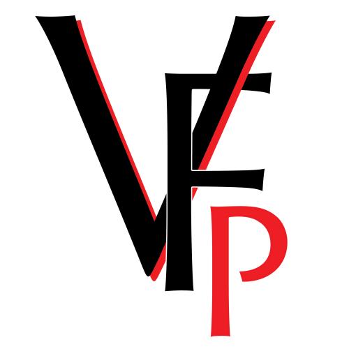 V Fit Productions logo