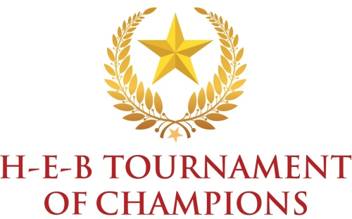 H-E-B Tournament of Champions logo