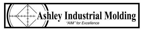 Ashley Industrial Molding logo