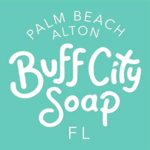 Buff Soap City  logo