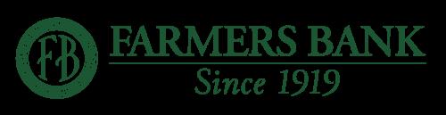 Farmer's Bank logo