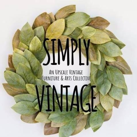 Simply Vintage logo