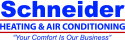 Schneider Heating and Air Conditioning logo