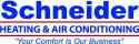 Schneider Heating and Air Conditioning logo