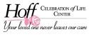 Hoff Celebration of Life Center logo