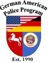 The German American Police Officers logo