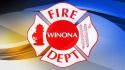 City of Winona Fire Department logo
