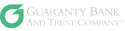 Guaranty Bank and Trust  logo