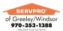 ServPro of Greeley/Windsor logo