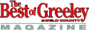 Best of Greeley Magazine logo