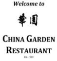 China Garden logo