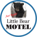 Little Bear Motel logo