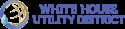White House Utility District   logo