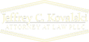 Jeffrey C. Kovalski, Attorney at Law logo