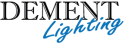 Dement Lighting logo