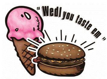 Wedl's Hamburger Stand logo