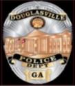 DOUGLASVILLE POLICE logo