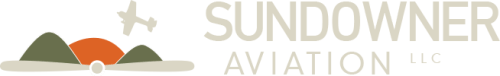 Sundowner Aviation Maintenance logo