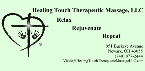 Healing Touch Therapeutic Massage LLC  logo