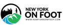 New York On Foot logo